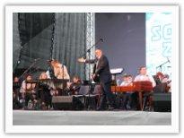Руководитель оркестра М.Г. Яруллин
