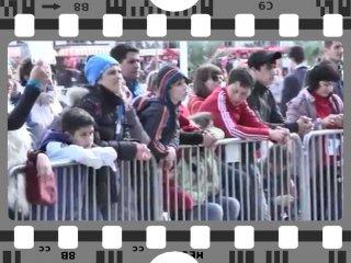 Embedded thumbnail for Концерт в Олимпийском парке Сочи на XI Зимних Паралимпийских играх