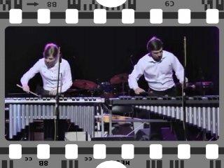 Embedded thumbnail for Анна Князева, Александр Крупнов (класс ударных инструментов)
